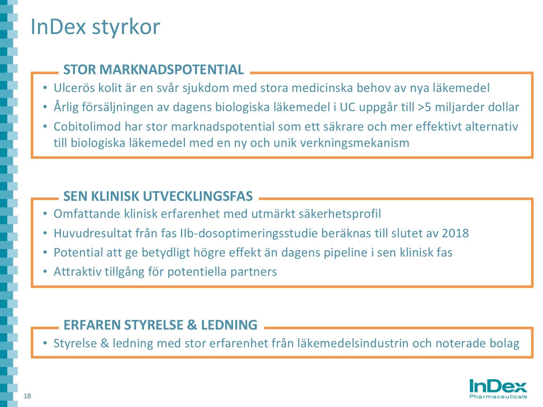 InDex Pharma